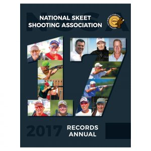 Order Skeet Records Annual by August 1