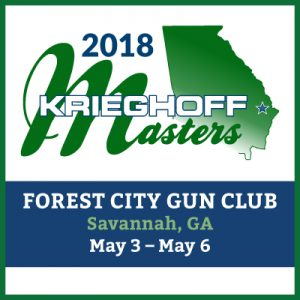 Registration Open for 2018 Krieghoff Masters