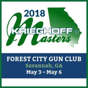 Registration Open for 2018 Krieghoff Masters