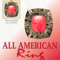 All-Americans: Commemorate Honor With Ring